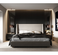 Кровать двуспальная «АЛЯСКА»