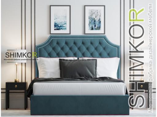 Кровать двуспальная АККОРД