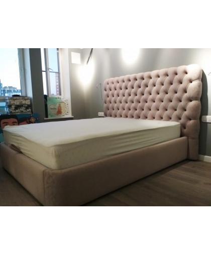 Кровать двуспальная «ЯГУАР»