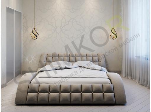 Кровать двуспальная «Бэнтли»