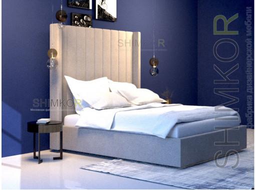 Двуспальная кровать БОРК