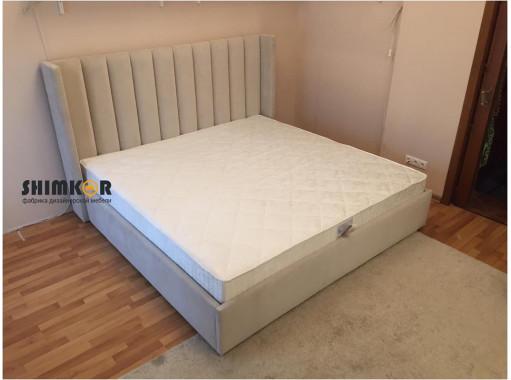 Заказ 6 , Кровать двуспальная «БЪЕРК», SHIMKOR 0 руб.
