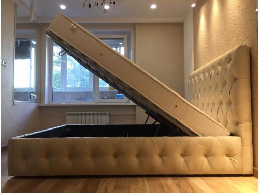 Кровать двуспальная «PANTERA»