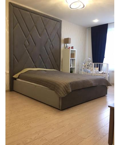 Кровать двуспальная «FURLA»