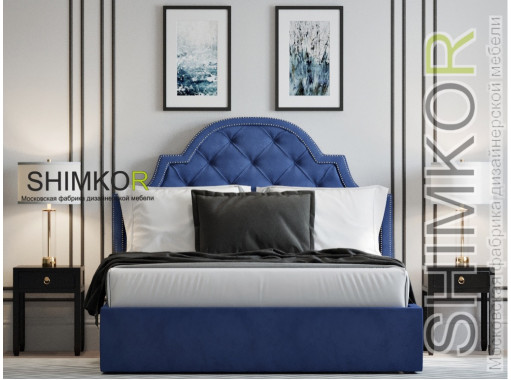 Кровать двуспальная «ГАРДЕН»