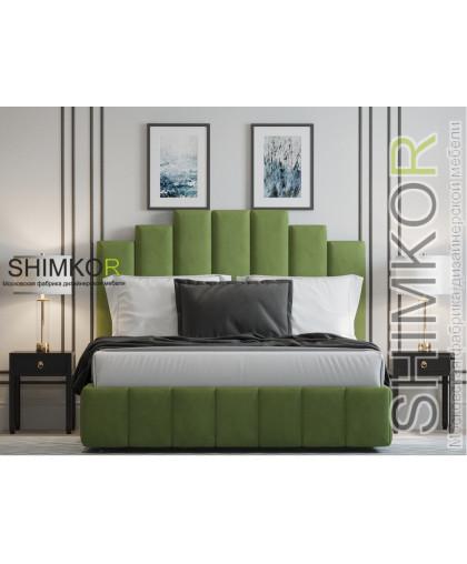 Кровать двуспальная «Канада»