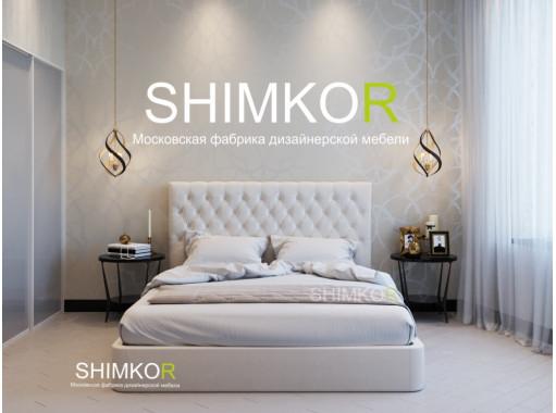 Кровать двуспальная «ШАРАТОН»