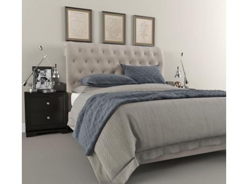 """Двуспальная кровать """"Честер Мун"""""""