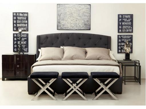 Кровать двуспальная «Хилтон»