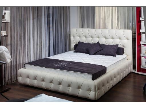 Двуспальная кровать  «Белая Пантера»