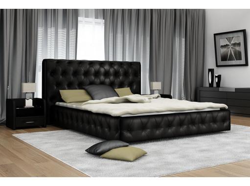 Двуспальная кровать «Черная Пантера»